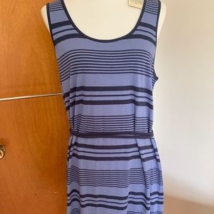 NWT Horny Toad Striped Dress